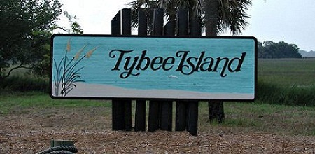 SAVANNAH AND TYBEE ISLAND GA
